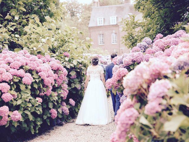 Le mariage de Simon et Florentine à Tourville-sur-Arques, Seine-Maritime 20