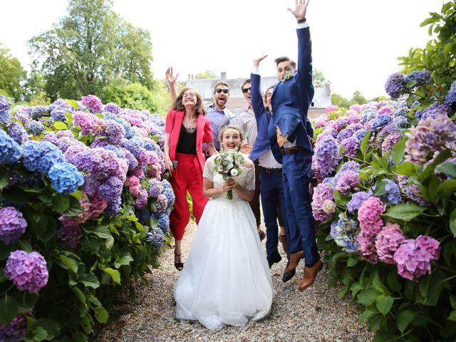 Le mariage de Simon et Florentine à Tourville-sur-Arques, Seine-Maritime 21