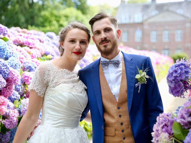Le mariage de Simon et Florentine à Tourville-sur-Arques, Seine-Maritime 22