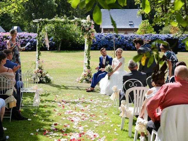 Le mariage de Simon et Florentine à Tourville-sur-Arques, Seine-Maritime 26
