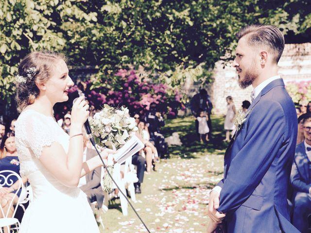 Le mariage de Simon et Florentine à Tourville-sur-Arques, Seine-Maritime 28