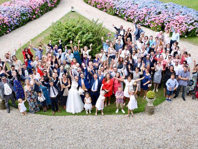 Le mariage de Simon et Florentine à Tourville-sur-Arques, Seine-Maritime 30