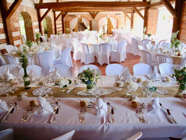 Le mariage de Simon et Florentine à Tourville-sur-Arques, Seine-Maritime 33