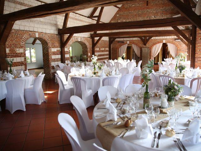 Le mariage de Simon et Florentine à Tourville-sur-Arques, Seine-Maritime 34