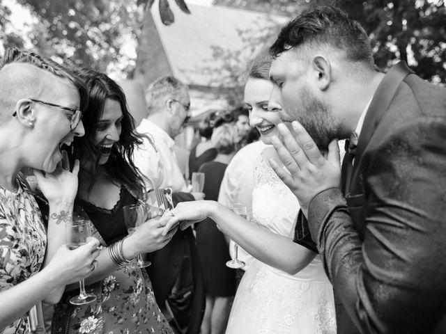 Le mariage de Simon et Florentine à Tourville-sur-Arques, Seine-Maritime 40