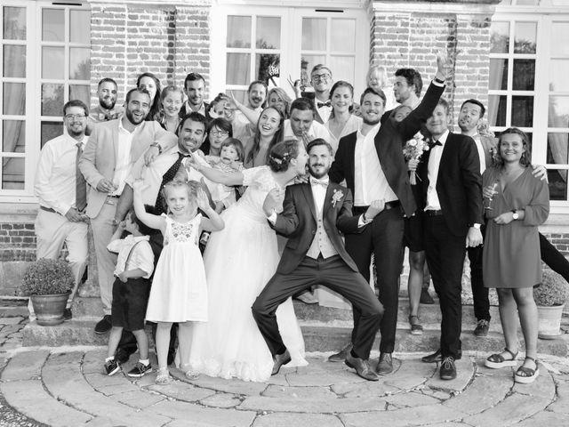 Le mariage de Simon et Florentine à Tourville-sur-Arques, Seine-Maritime 45