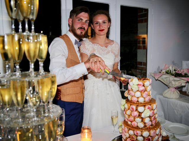 Le mariage de Simon et Florentine à Tourville-sur-Arques, Seine-Maritime 55