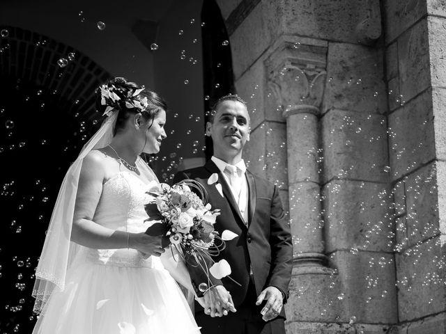 Le mariage de Joanna et Mickael