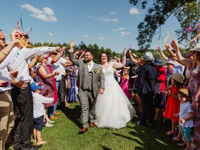 Le mariage de Dimitri et Laura à Chevincourt, Oise 56