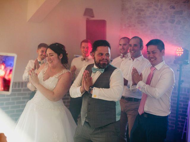 Le mariage de Dimitri et Laura à Chevincourt, Oise 75