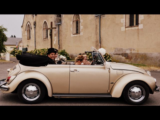 Le mariage de Emilie et Vanessa  à Boulleret, Cher 2