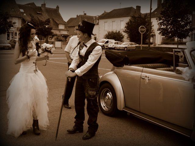 Le mariage de Emilie et Vanessa  à Boulleret, Cher 4