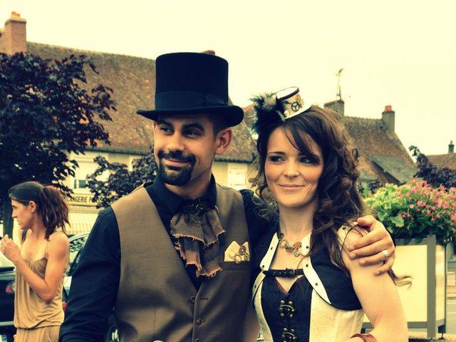 Le mariage de Emilie et Vanessa  à Boulleret, Cher 7