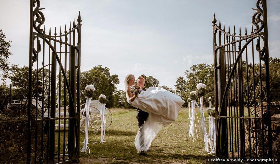 Le mariage de Florent et Julia à Anetz, Loire Atlantique