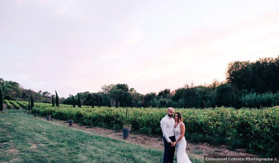 Le mariage de Jonathan et Lucille à La Valette-du-Var, Var