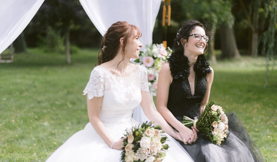Le mariage de Coralie et Elodie à Maisse, Essonne