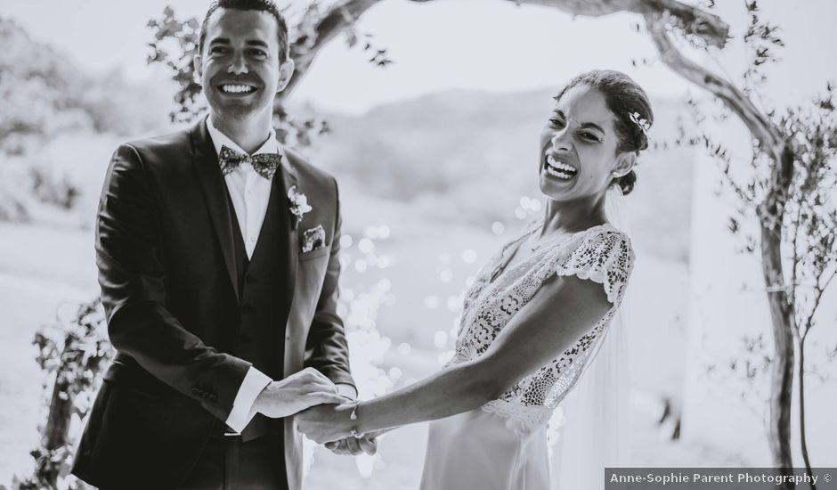 Le mariage de Lionel et Laura à Villeneuve-Loubet, Alpes-Maritimes