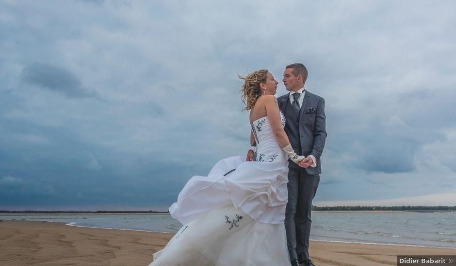 Le mariage de Nicolas et Emilie à Noirmoutier-en-l'Île, Vendée