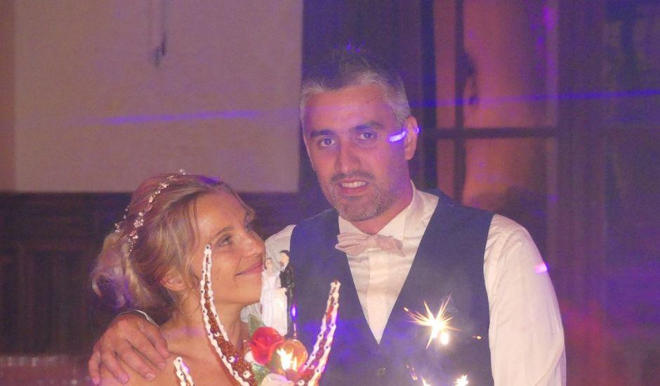 Le mariage de Romain  et Johanna  à Ligugé, Vienne