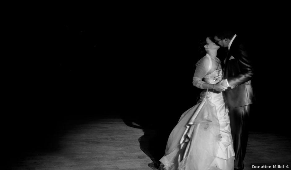 Le mariage de Jérémy et Amanda à Breuil-Chaussée, Deux-Sèvres