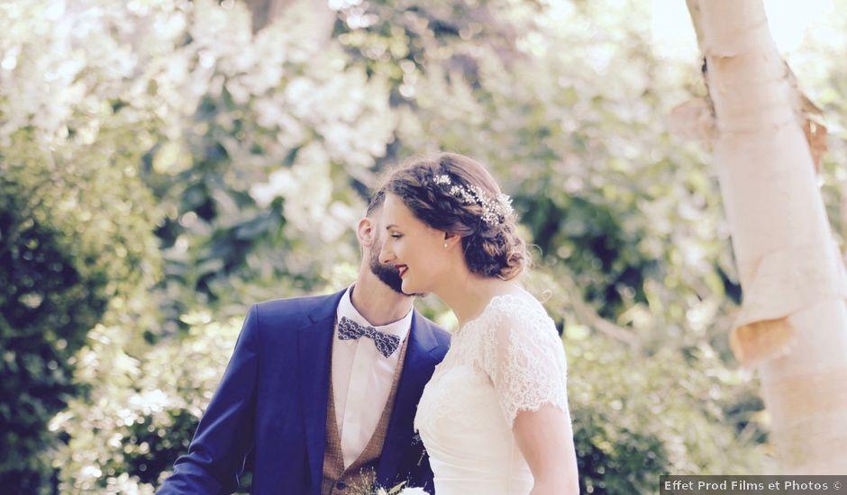 Le mariage de Simon et Florentine à Tourville-sur-Arques, Seine-Maritime