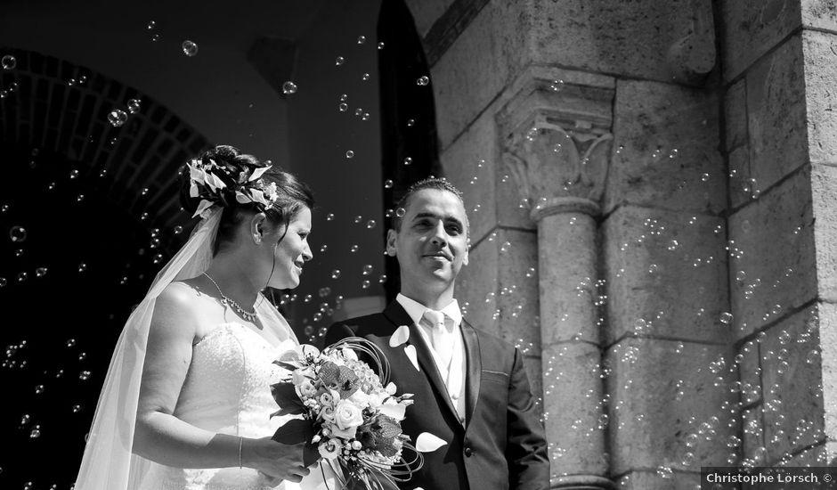 Le mariage de Mickael et Joanna à La Bussière, Loiret