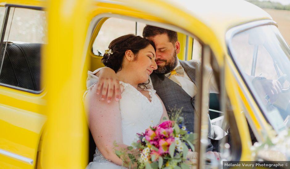 Le mariage de Dimitri et Laura à Chevincourt, Oise