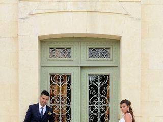 Le mariage de Amélie et Mehdi