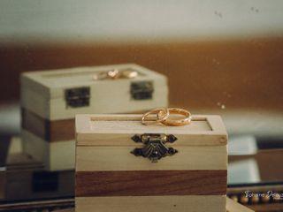 Le mariage de Marion et Thomas 1