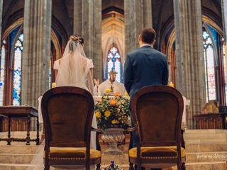 Le mariage de Marion et Thomas
