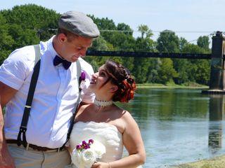 Le mariage de Pauline et Ritchie