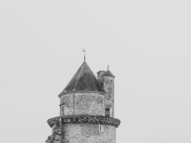 Le mariage de Jonathan et Ségolène à Apremont, Vendée 13