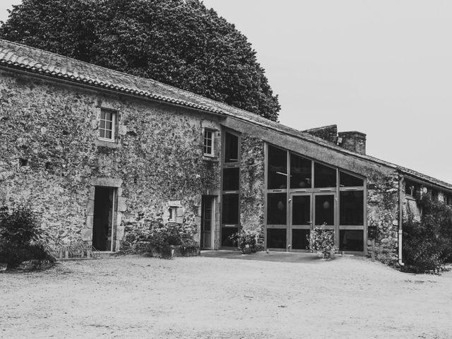 Le mariage de Jonathan et Ségolène à Apremont, Vendée 14