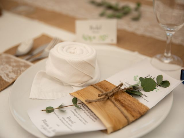 Le mariage de Nicolas et Marion à Arveyres, Gironde 9
