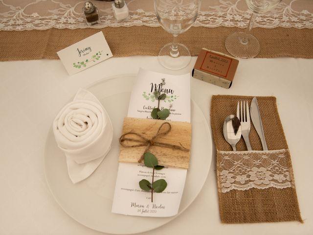 Le mariage de Nicolas et Marion à Arveyres, Gironde 10