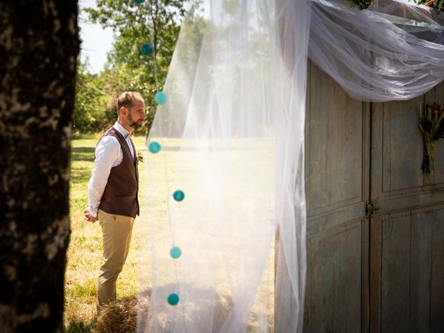 Le mariage de Nicolas et Marion à Arveyres, Gironde 30