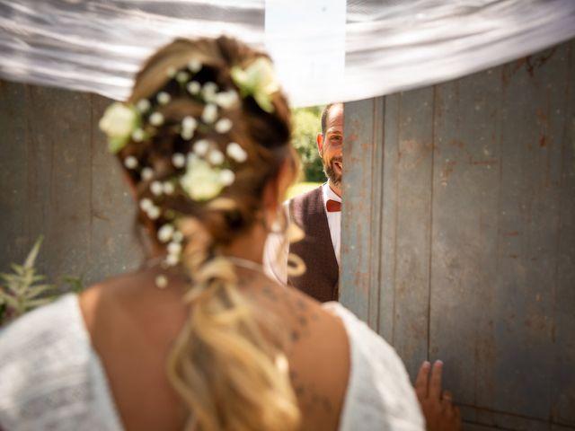 Le mariage de Nicolas et Marion à Arveyres, Gironde 31