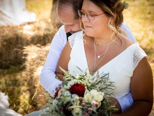 Le mariage de Nicolas et Marion à Arveyres, Gironde 35