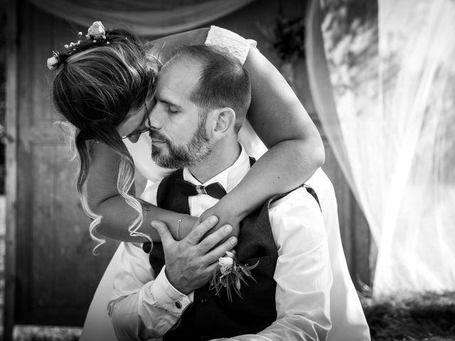 Le mariage de Nicolas et Marion à Arveyres, Gironde 36
