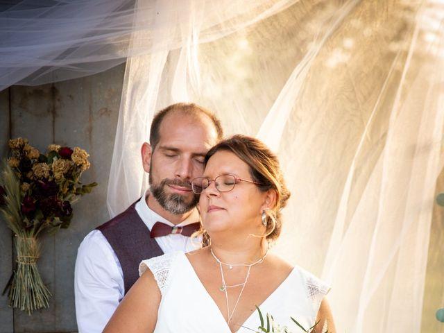 Le mariage de Nicolas et Marion à Arveyres, Gironde 37