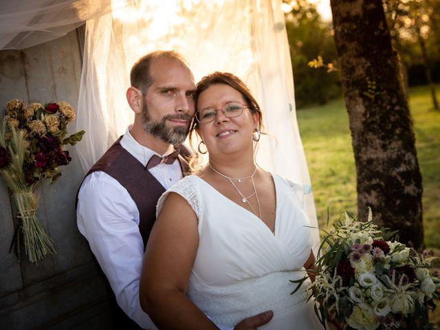 Le mariage de Nicolas et Marion à Arveyres, Gironde 38