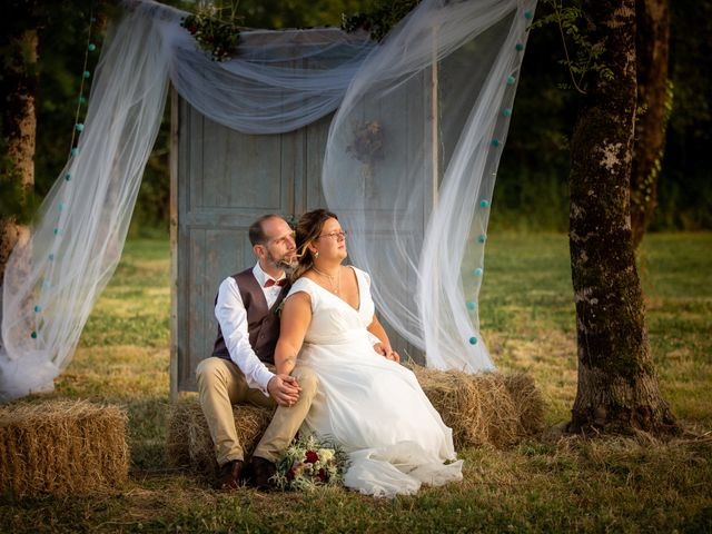 Le mariage de Nicolas et Marion à Arveyres, Gironde 39