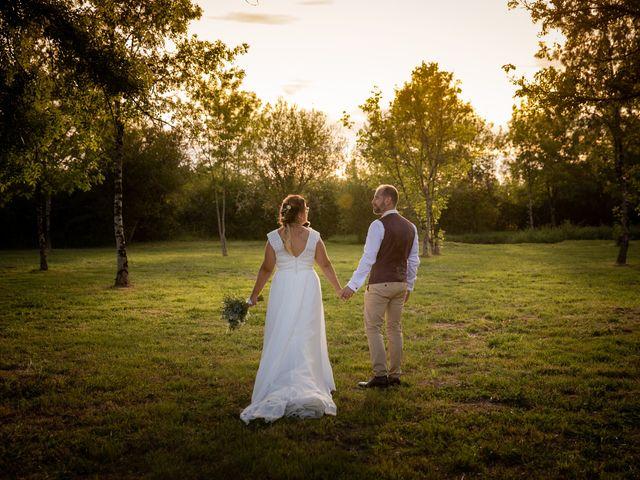 Le mariage de Nicolas et Marion à Arveyres, Gironde 40