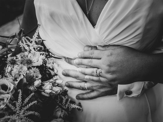 Le mariage de Nicolas et Marion à Arveyres, Gironde 42