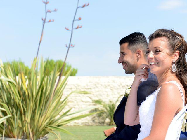 Le mariage de Mehdi et Amélie à Soubise, Charente Maritime 12