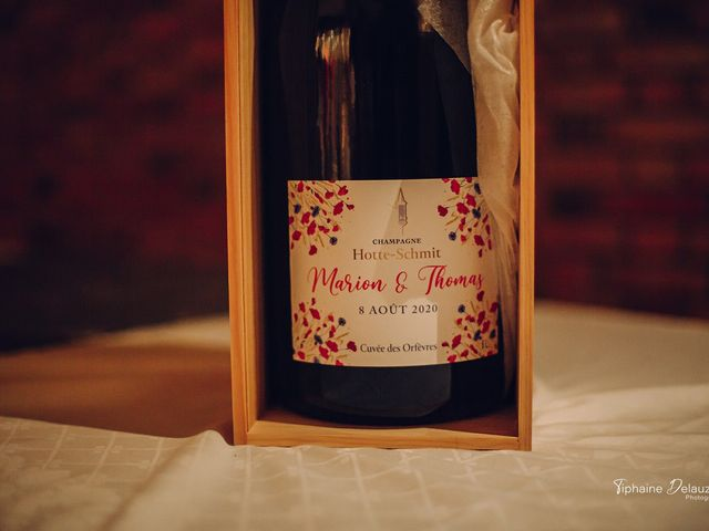 Le mariage de Thomas et Marion à Orléans, Loiret 43