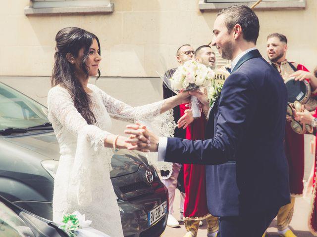 Le mariage de Mathieu et Wafae à Saint-Maur-des-Fossés, Val-de-Marne 29
