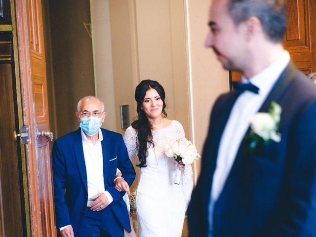 Le mariage de Mathieu et Wafae à Saint-Maur-des-Fossés, Val-de-Marne 33