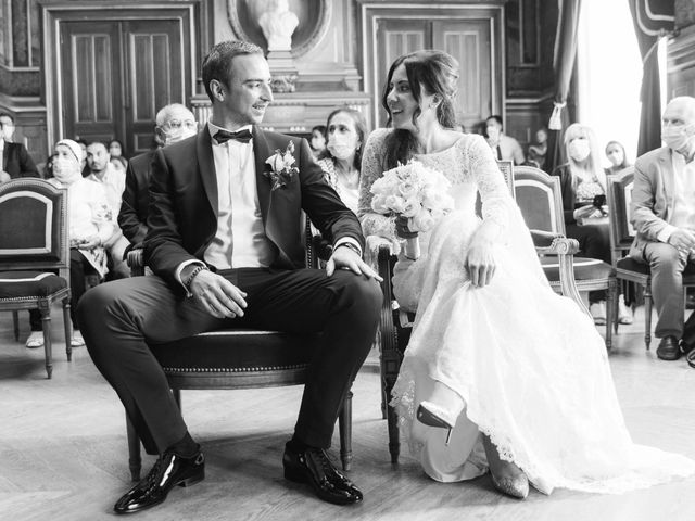Le mariage de Mathieu et Wafae à Saint-Maur-des-Fossés, Val-de-Marne 34
