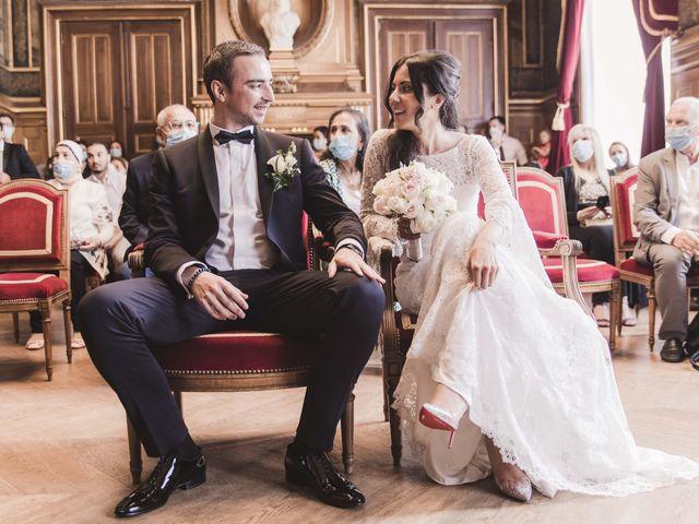 Le mariage de Mathieu et Wafae à Saint-Maur-des-Fossés, Val-de-Marne 35